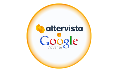 Monetize your content: AlterVista with Google AdSense
