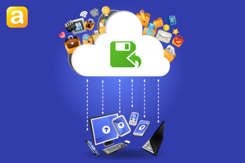 Put your contents safe with AlterVista's backup