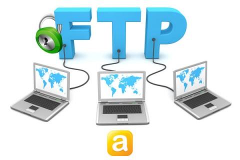FTP secure connection
