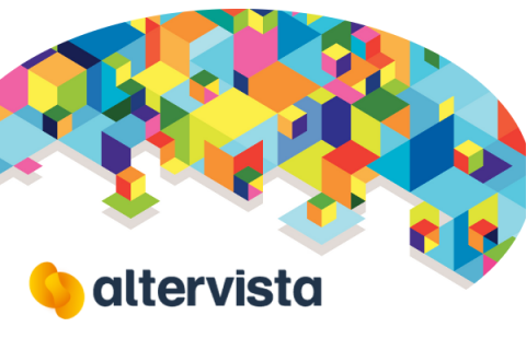 new logo altervista