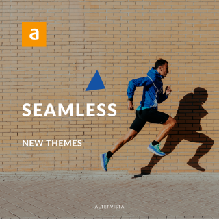 new seamless themes