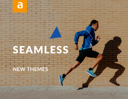 Our fleet of seamless themes