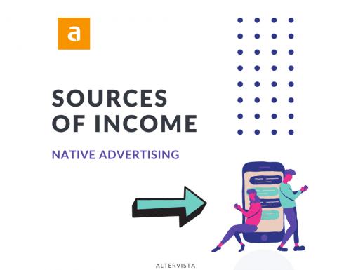 Social media as a source of revenue